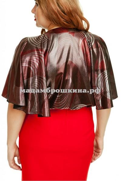 Блуза Загадка (фото, вид 2)