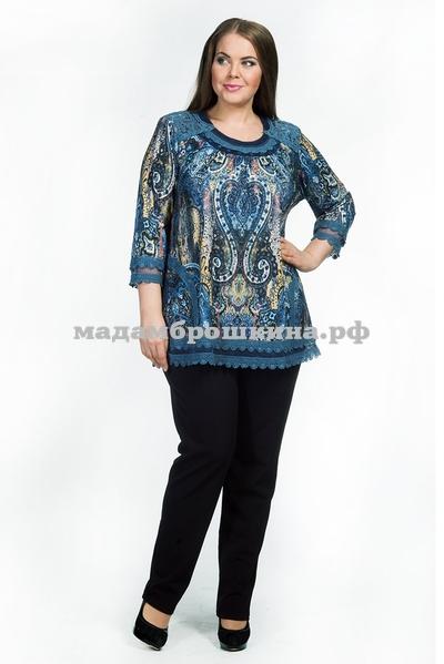 Блуза Ника (фото, вид 1)