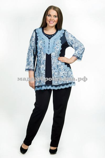 Блуза Нинель (фото, вид 1)