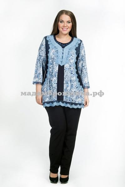 Блуза Нинель (фото, вид 2)