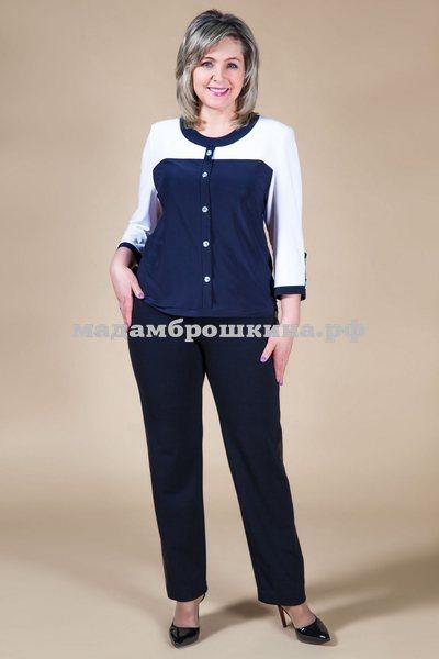 Блуза Дамочка (фото, вид 1)