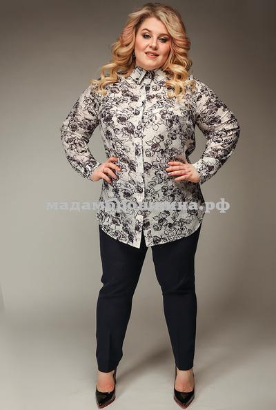 Блуза Джетти (фото, вид 1)