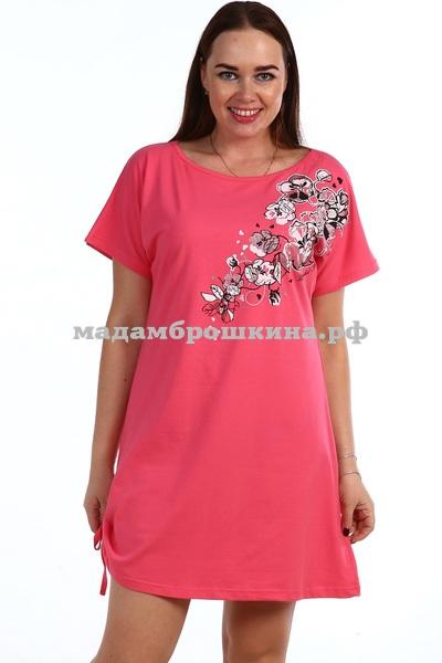 Сорочка ночная Росария (фото, вид 1)