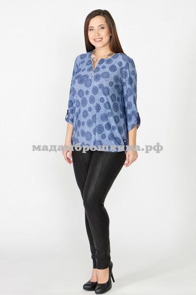 Блуза Долли (фото, вид 1)