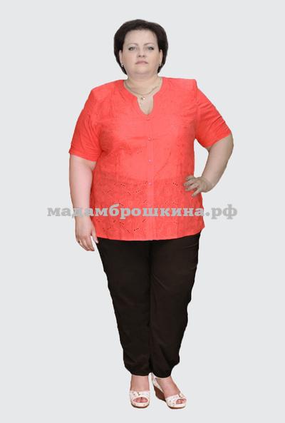 Блуза Распашонка (фото, вид 1)