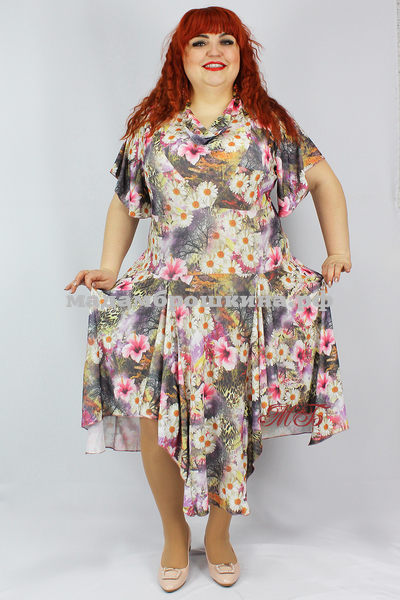 Платье Флейта (фото, вид 1)