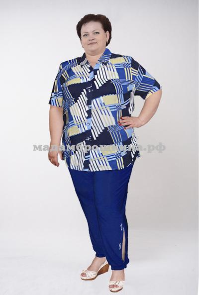 Блуза Нина (фото, вид 1)