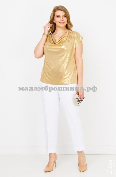 Блуза Асти (фото, вид 1)