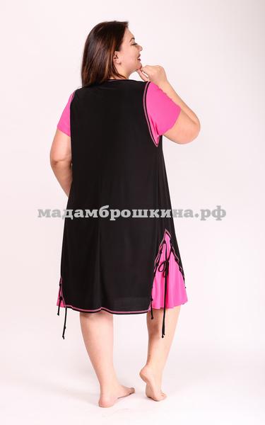 Платье Агния (фото, вид 2)
