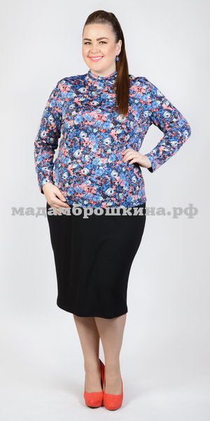 Блуза Шерри (фото, вид 1)