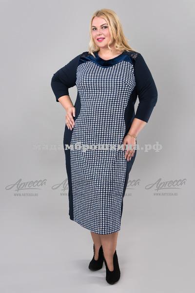 Платье Лилу (фото, вид 1)