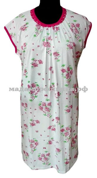 Сорочка ночная Тамара (фото, вид 2)