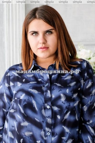 Рубашка Перышко (фото, вид 3)