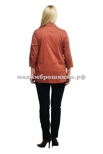 Блуза Шри-ланка (фото, вид 1)
