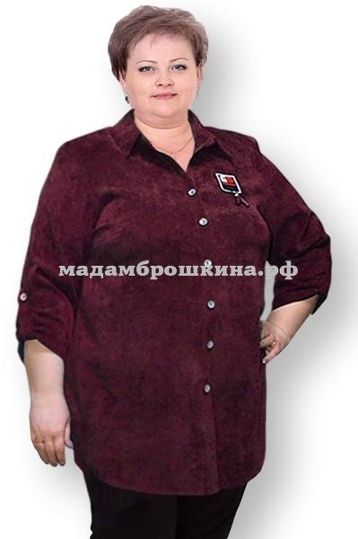 Рубашка Вельвет (фото)