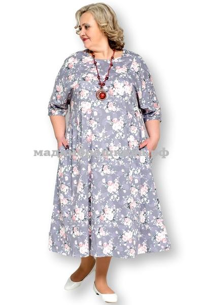 Платье для дома и отдыха Франка (фото)