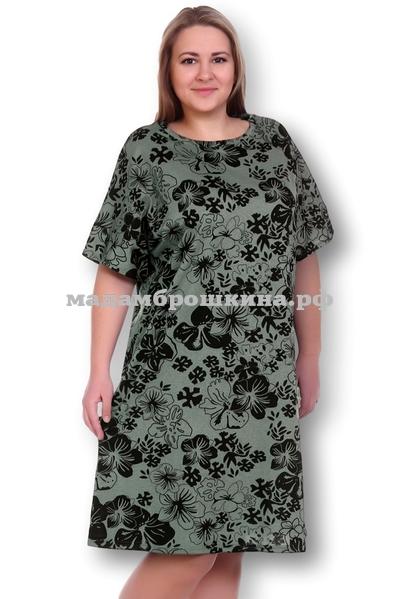 Платье для дома и отдыха Клевер (фото)