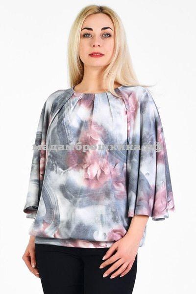 Блуза Триада (фото)