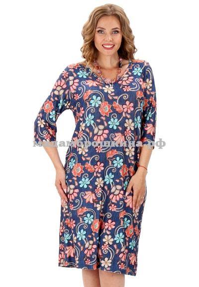 Платье для дома и отдыха Нюша (фото)