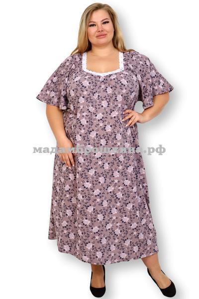 Сорочка ночная Фламинго (фото)