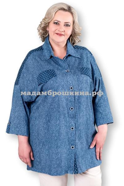 Рубашка Пандора (фото)