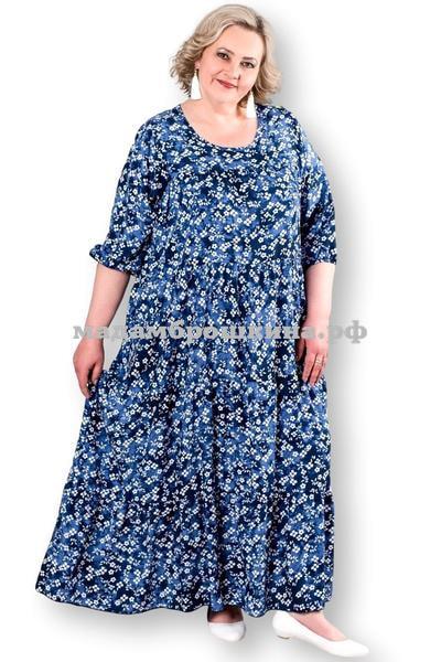 Платье для дома и отдыха Суздаль (фото)