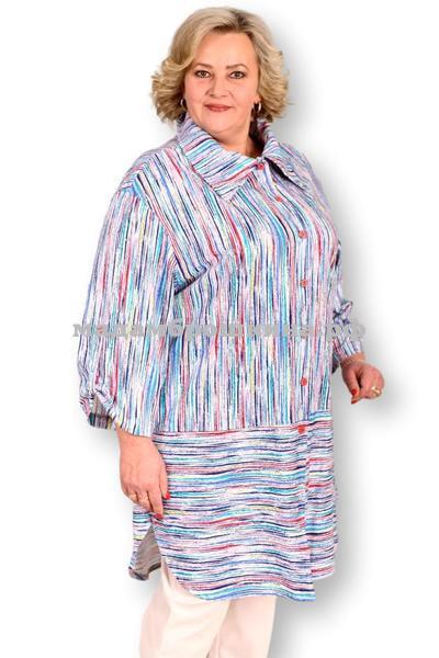 Рубашка Айша макси (фото)