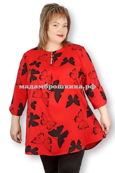 Блуза Мотылек (фото)