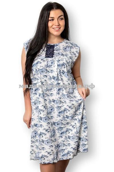 Сорочка ночная Голубка (фото)