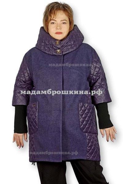 Пальто AMALGAMA (фото)