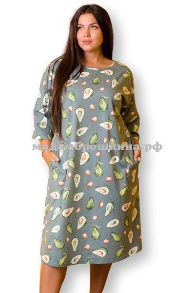 Платье для дома и отдыха Фруктайм-2 (фото)