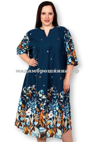Платье для дома и отдыха Полынь (фото)