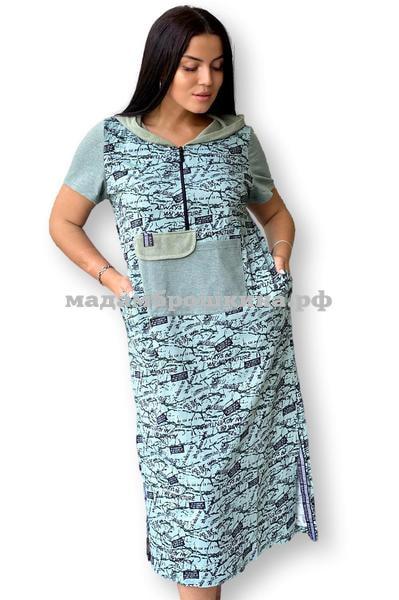Платье для дома и отдыха Европа (фото)