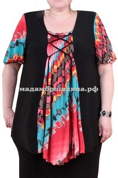 Блуза Королина (фото)