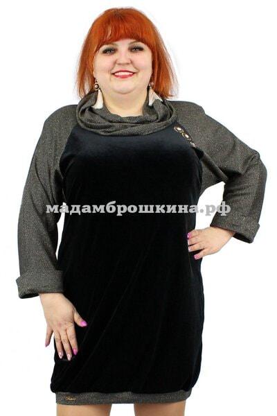 Туника-платье Нео (фото)