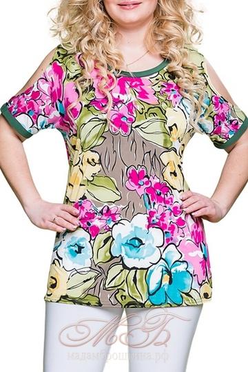 Блуза Астра (фото)