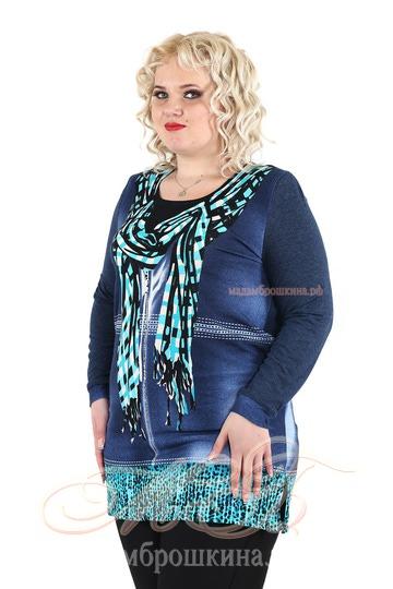 Блуза Гвинет (фото)
