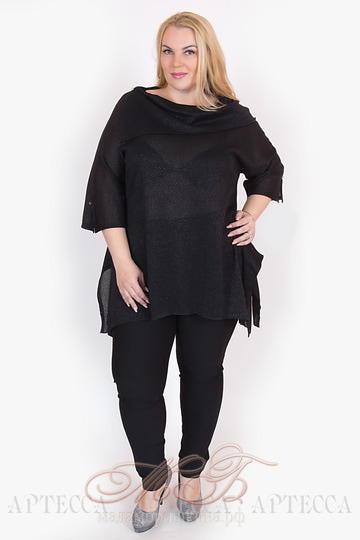 Блуза Альма блеск (фото)
