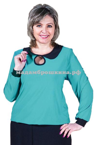 Блуза Капля (фото)