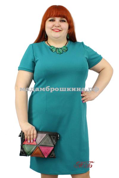 Платье Футляр рубчик (фото)