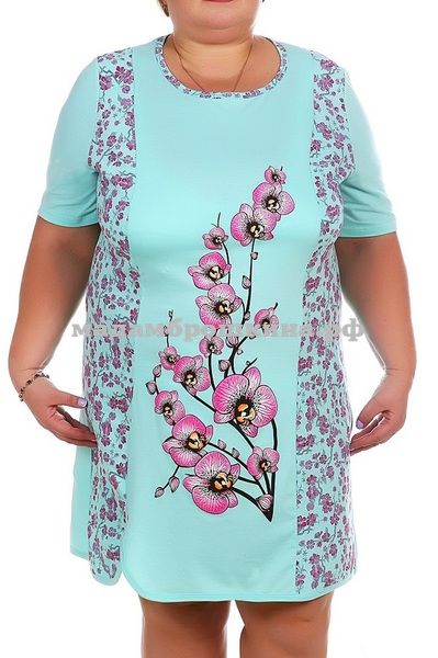 Сорочка ночная Полинушка (фото)