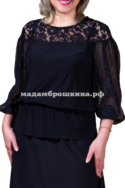 Блуза Кармен (фото)