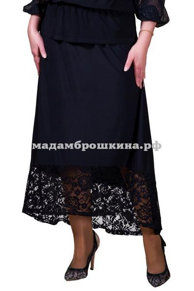 Юбка Кармен (фото)