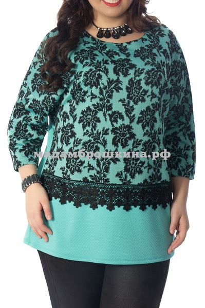 Блуза Анкара (фото)