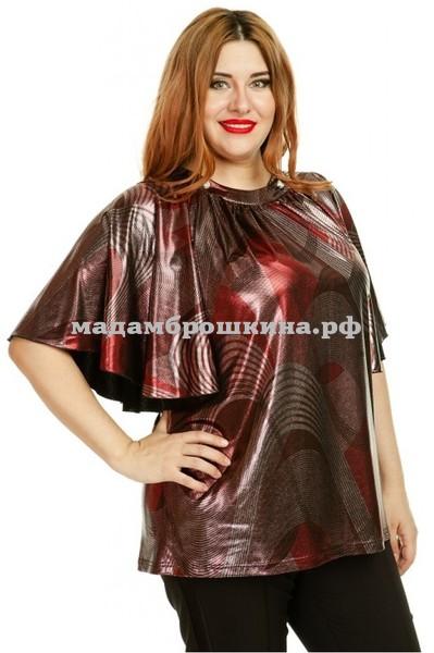 Блуза Загадка (фото)