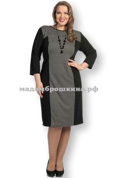 Платье Геометрия (фото)