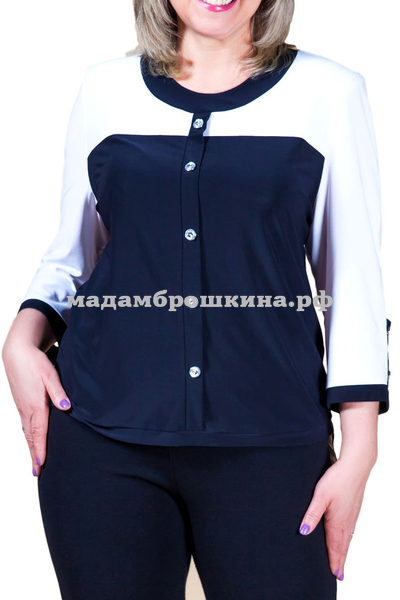 Блуза Дамочка (фото)