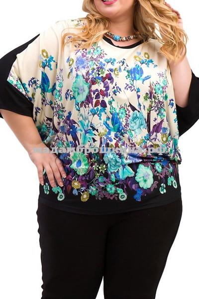 Блуза Санта Лючия (фото)