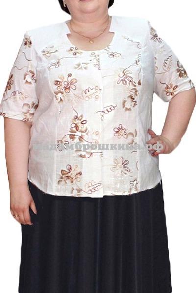 Блуза Альбина-2 (фото)