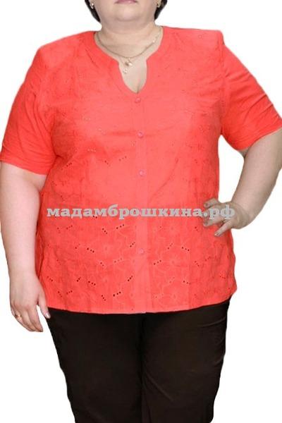 Блуза Распашонка (фото)